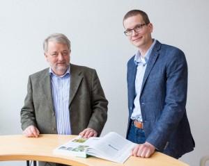 Albert Brink-Abeler und Sören Losch